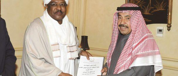 مكتبة البابطين أهدت 7000 كتاب إلى مدينة سنار السودانية