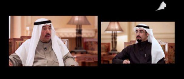 برنامج سراي | قناة المجلس –  ضيف الحلقة الشاعر و الأديب عبد العزيز البابطين | 03-03-2017