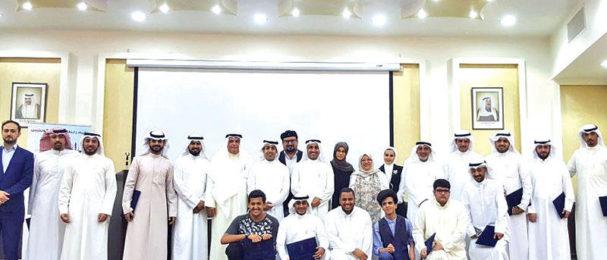 «أكاديمية الأدب» تكرم المشاركين في دوراتها الصيفية