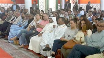 بدء فعاليات مهرجان (العيون) العالمي للشعر في المغرب بمشاركة كويتية